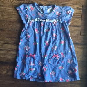 🌈3 for $13/ 18 months floral carters dress